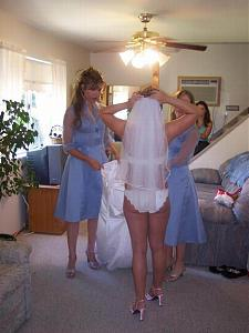 Wedding Brides -HQ- Pantyhose-Stockings Upskirt, Oops 15 + 1504921356.jpg